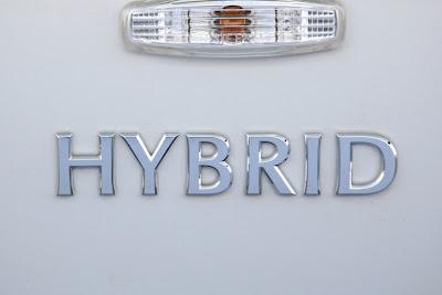 2011 Infiniti M35h Emblem