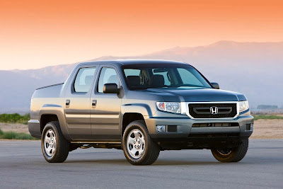 2011 Honda Ridgeline Car Wallpaper