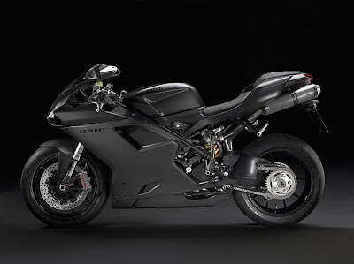 2011 Ducati 848 Evo Black Color