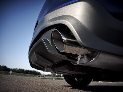 2012 Ford Mustang Boss 302 Exhaust