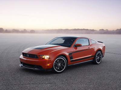 2012 Ford Mustang Boss 302 Sports Car