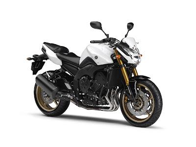 2011 Yamaha FZ8 Images