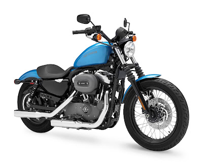 2011 Harley-Davidson XL 1200N Nightster Images