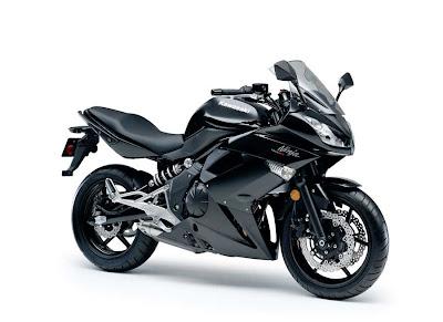 2011 Kawasaki Ninja 400R Motorcycle