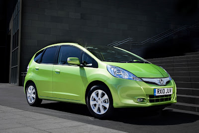 2011 Honda Jazz Hybrid First Look