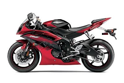 2011 Yamaha YZF-R6 Images