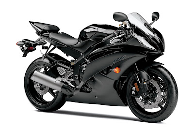 2011 Yamaha YZF-R6 Sports Bike