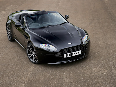 Aston Martin V8 Vantage N420 Roadster Images
