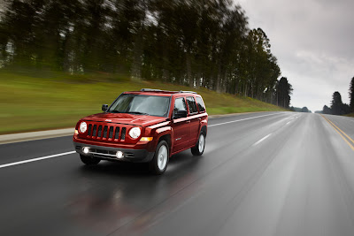 2011 Jeep Patriot First Look