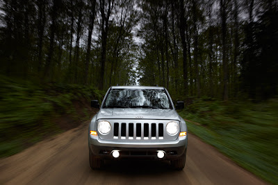 2011 Jeep Patriot Front View