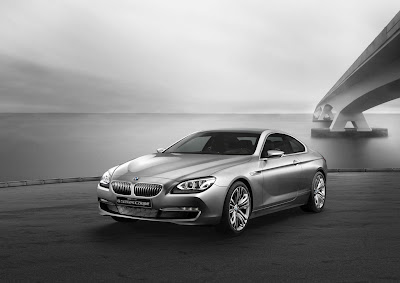 BMW Concept 6 Series Coupe First Look