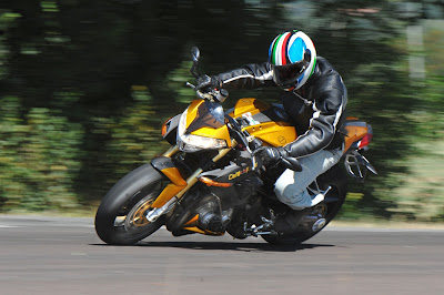 2010 Benelli Cafe Racer 1130 First Ride
