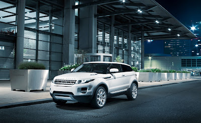 2012 Land Rover Range Rover Evoque Pictures