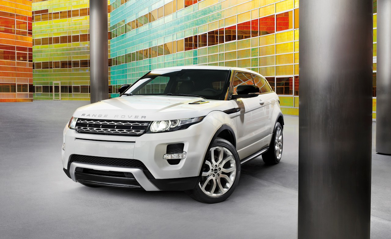 rangerover feb, evoque
