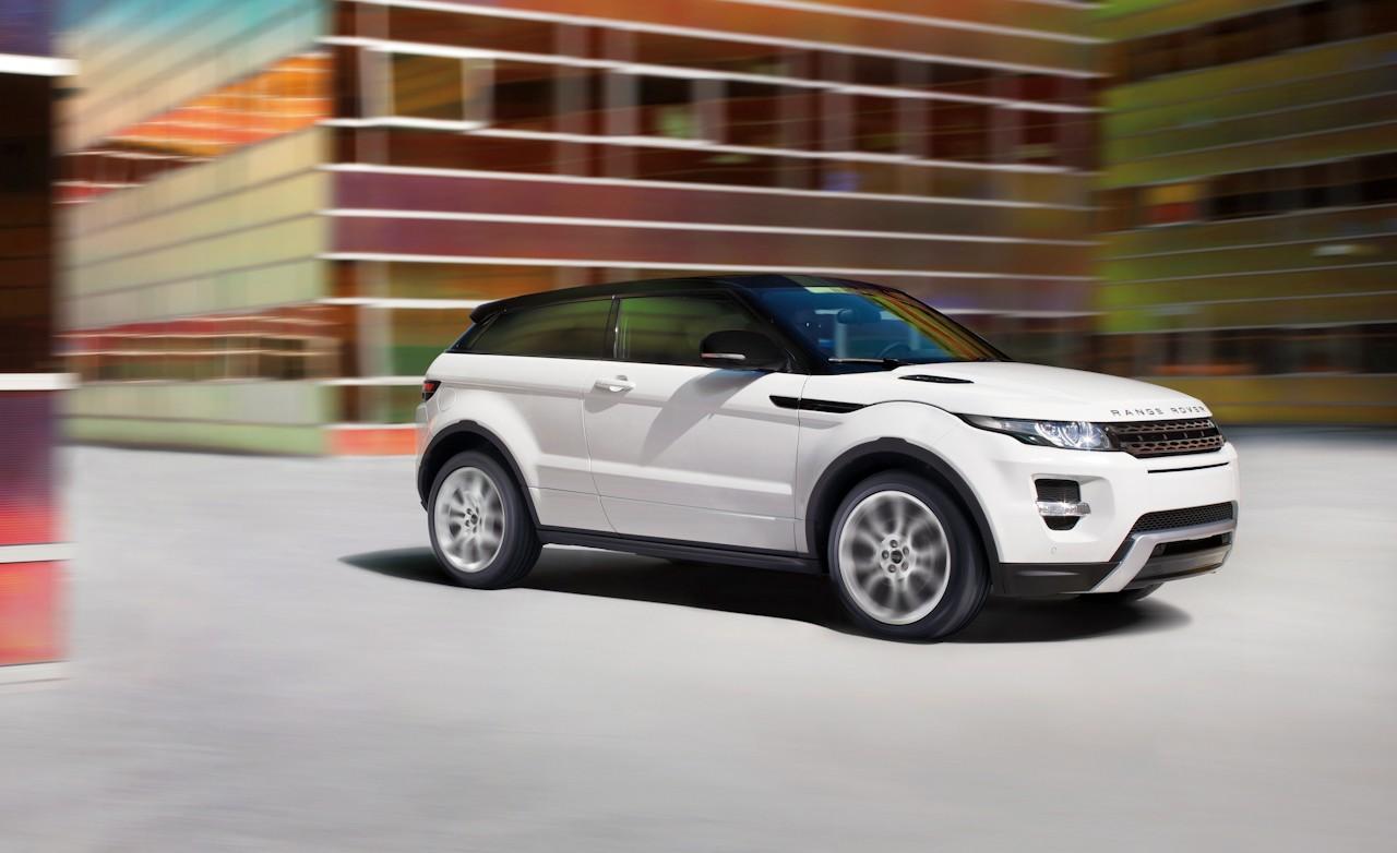 f1 sport evolution 2012 land rover range rover evoque at. Black Bedroom Furniture Sets. Home Design Ideas