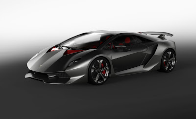 Lamborghini Sesto Elemento Concept Supercar
