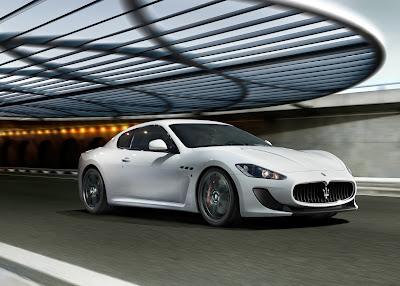 2011 Maserati GranTurismo MC Stradale Official Pictures