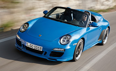 2011 Porsche 911 Speedster Luxury Sports Car