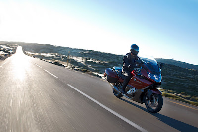 2011 BMW K1600GT First Look