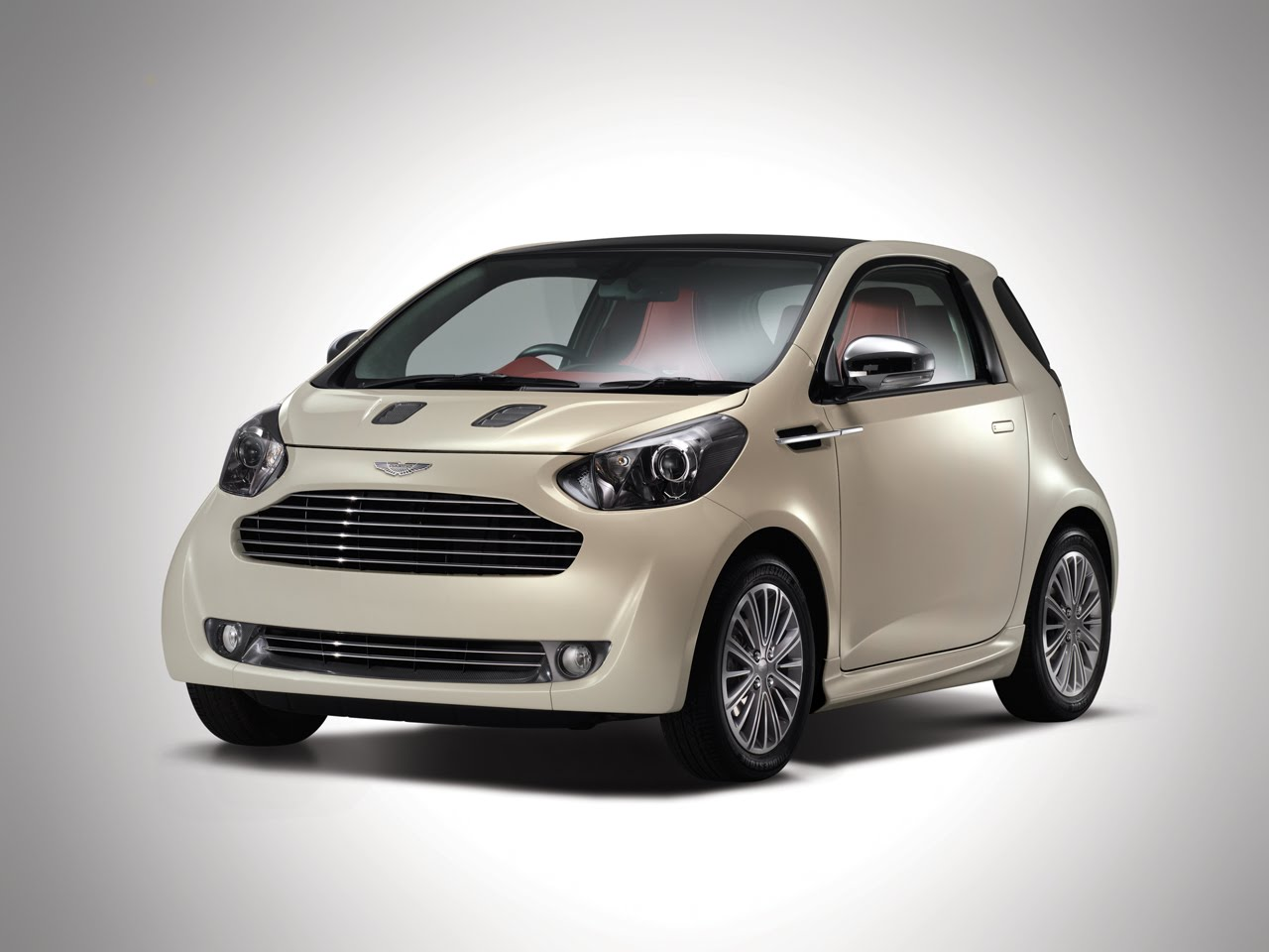 auto car zone 2011 aston martin cygnet car gallery. Black Bedroom Furniture Sets. Home Design Ideas