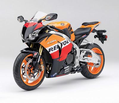 2011 Honda CBR1000RR Repsol Limited Edition