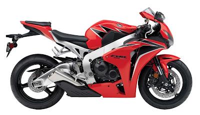 2011 Honda CBR1000RR Motorcycles