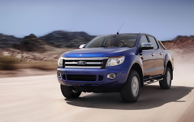 2011 Ford Ranger T6 Pictures