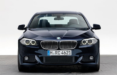2011 BMW 5-Series M Sport Front View