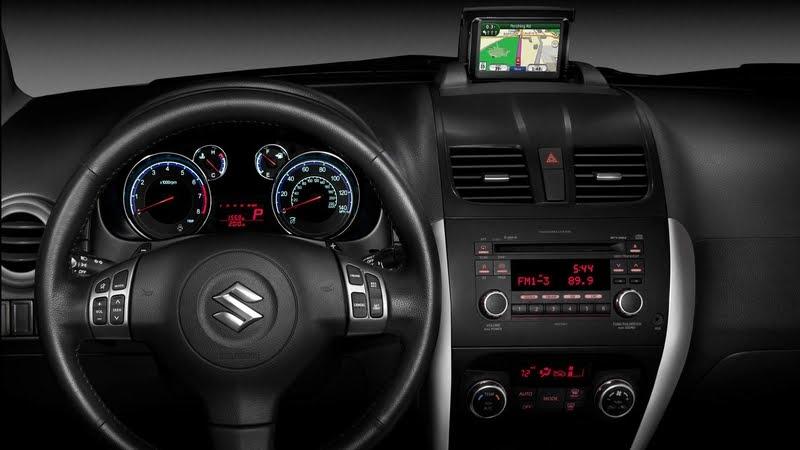 Suzuki Sx4 2011. 2011 Suzuki SX4 Sportback