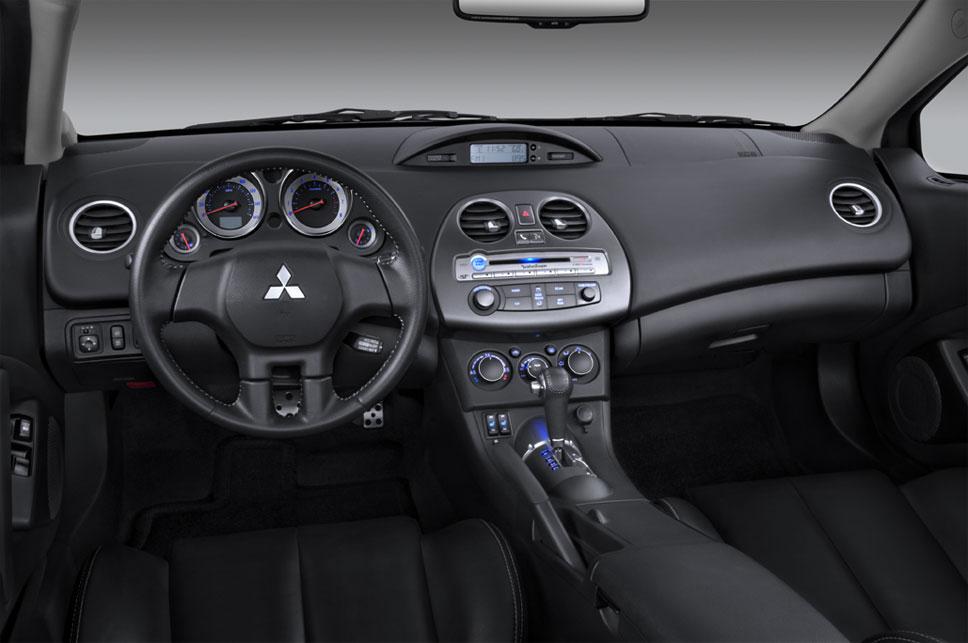 muscle cars: 2011 Mitsubishi