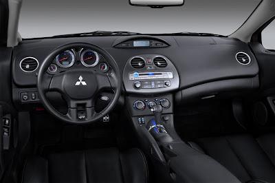 2011 Mitsubishi Eclipse GS Sport Car Interior