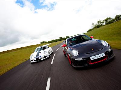 2011 Porsche 911 GT3 Cup Images