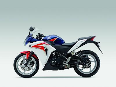 2011 Honda CBR250R Sportbike