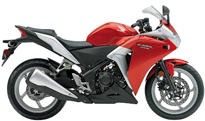2011 Honda CBR250R First Look
