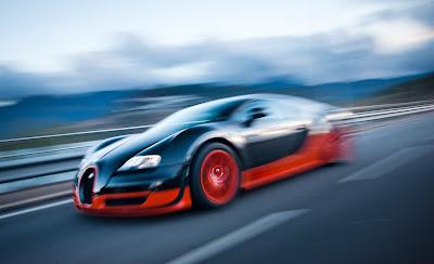 2011 Bugatti Veyron 16.4 Super Sport Supercar