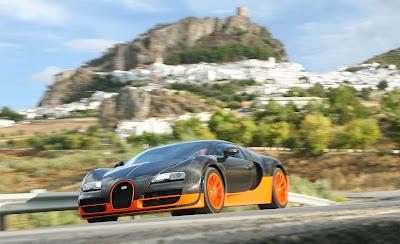 2011 Bugatti Veyron 16.4 Super Sport First Drive