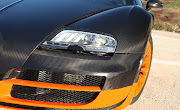 2011 Bugatti Veyron 16.4 Super Sport Headlight