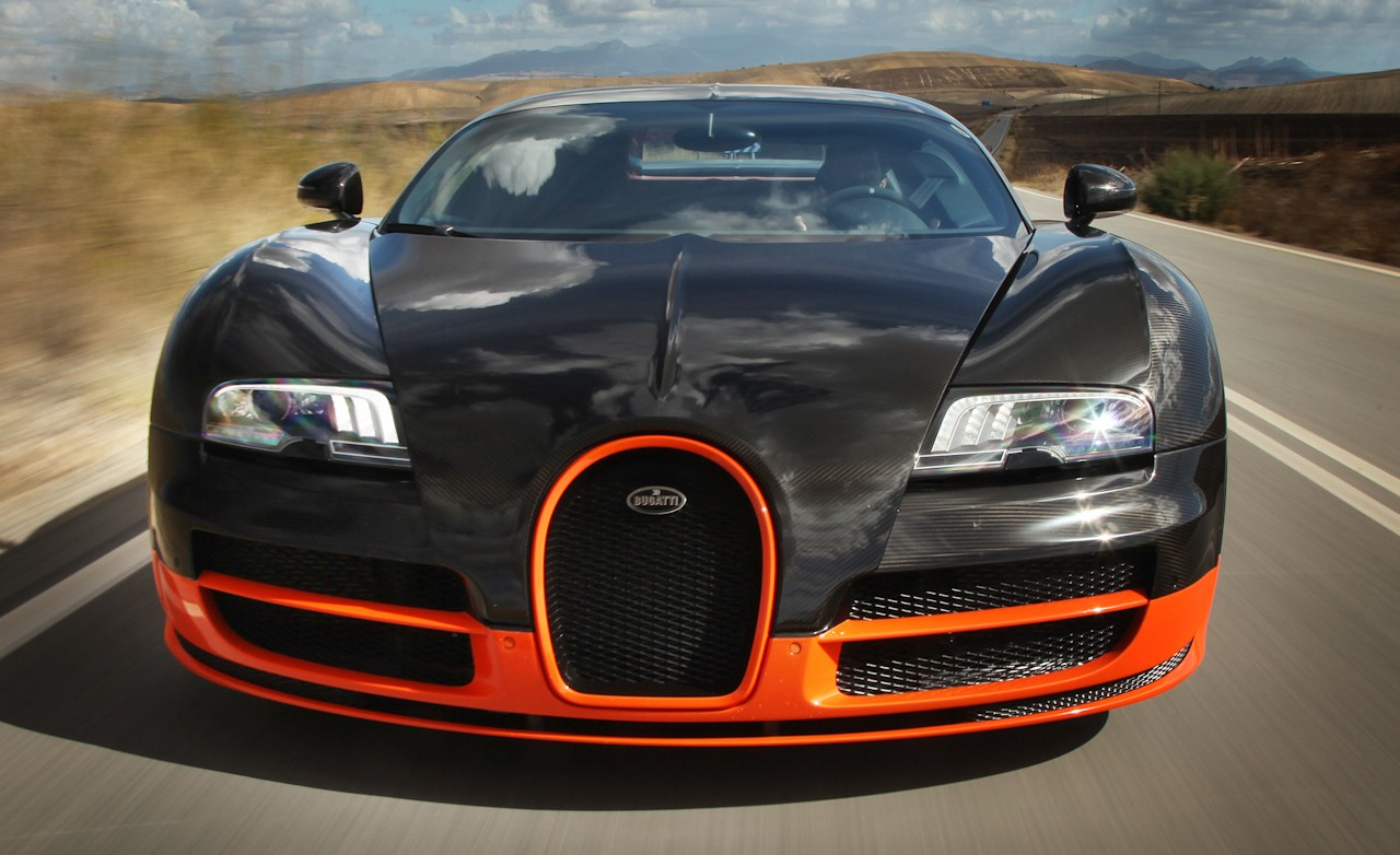 Bugatti Veyron Super Sport Images Specifications and