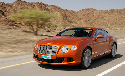 2012 Bentley Continental GT First Drive