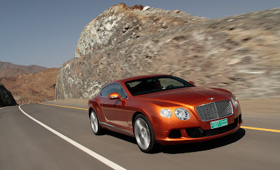 2012 Bentley Continental GT Photos