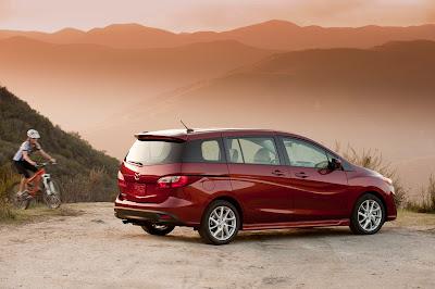 2012 Mazda5 Photos