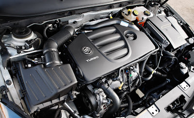 2012 Buick Regal GS Turbo Engine