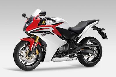 2011 Honda CBR 600F Pictures
