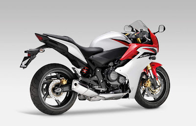 2011 Honda CBR 600F Photos