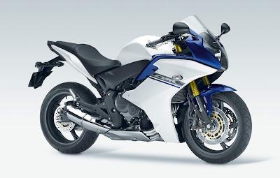2011 Honda CBR 600F Motorcycles