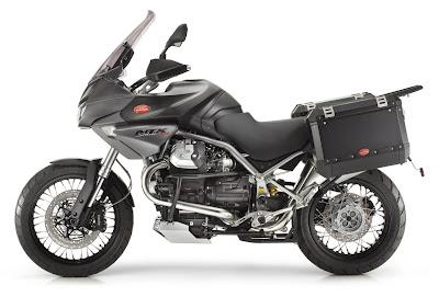 2011 Moto Guzzi Stelvio 1200 Pictures