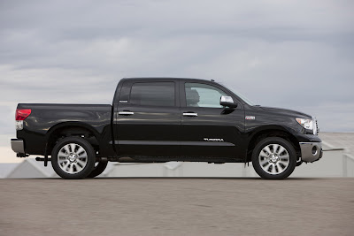 2011 Toyota Tundra Side View