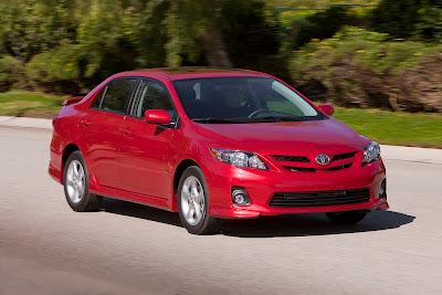 2011 Toyota Corolla Debuts at LA Auto Show