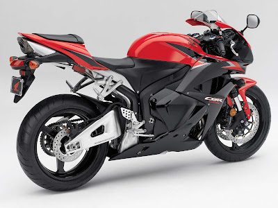 2011 Honda CBR600RR Photos