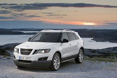 2012 Saab 9-4X Car Wallpaper